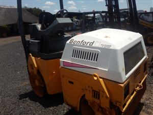 Benford Terex Tv1200 Ride on Roller