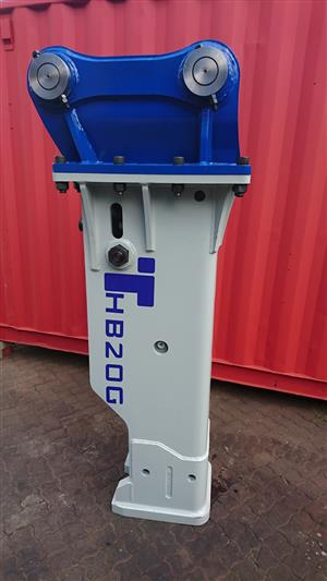 Hydraulic Hammer - 20 Tonne Carrier