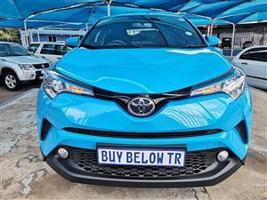 2019 Toyota C-HR 1.2T LUXURY CVT