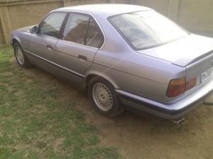 1992 BMW 5 Series 535i
