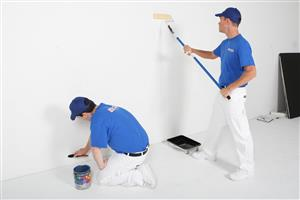 JOHANNESBURG'S LEADING PAINTING CONTRACTORS: INTERIOR AND EXTERIOR. PAINTER PAINTERS!