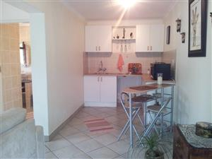 Partly furnished Bachelor-flat available as from the 01/12/2019 in Centurion