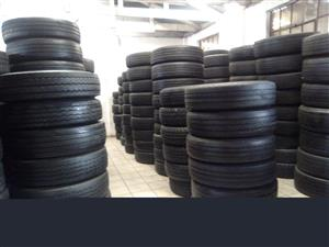 Good second hand truck tyres for sale