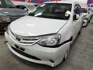 2016 Toyota Etios Cross 1.5 Xs Code 2