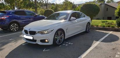 2014 BMW 4 Series 420i coupe Sport Line auto