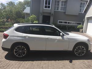 2015 BMW X1 sDrive20d Sport Line auto