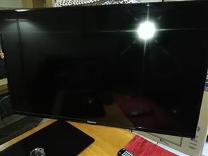 "Hisense 55"" TV for sale"