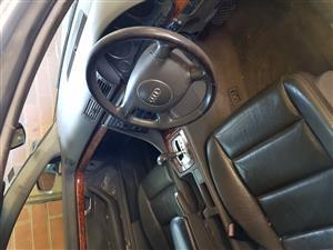 2002 Audi A4 3.2 Multitronic