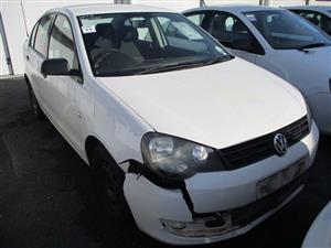 2012 VW Polo Vivo 5 door 1.6