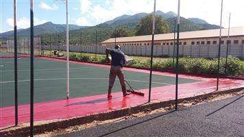 Tennis Courts Renovations  Mokopane