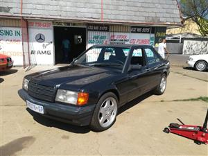 Mercedes Benz 190 For Sale in South Africa | Junk Mail