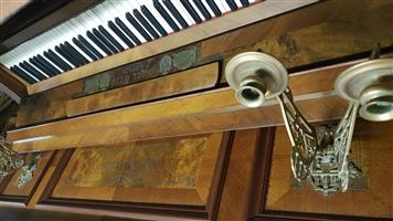 Upright Piano Carol Otto 1910s (Serial 20662) R 29500