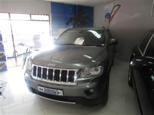 2013 Jeep Grand Cherokee 3.0CRD Overland