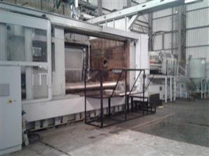 Private Treaty Sale Of Injection Moulding Machinery