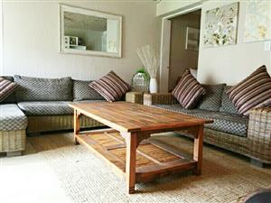 ALL YEAR BOOKINGS - SELF-CATERING, RIGHT ON BEACH, WINKELSPRUIT, AMANZIMTOTI, 24 HR SEC