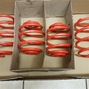 Maxtrac coilsprings 30mm drop for Opel