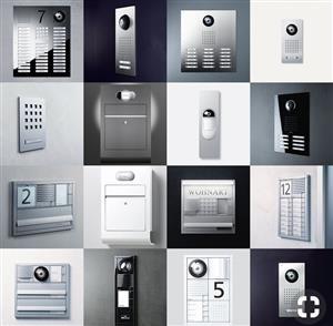 Access control and intercom instalaltion