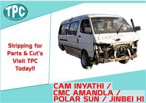 CAM Inyathi / CMC Amandla / Polar Sun/ Jinbei H1 for Sale at TPC