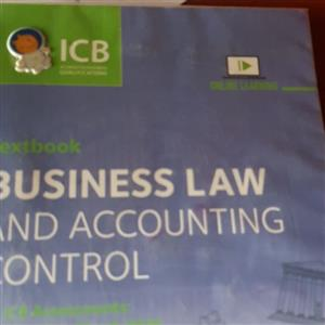 2nd year ICB textbooks