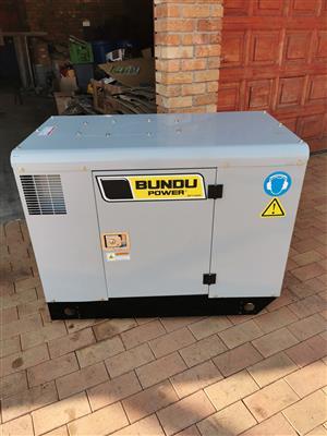 Bundu 10kw Generator