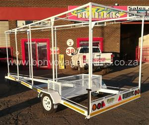 BIG ADVERT TRAILERS FOR SALE