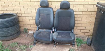 Kia Picanto seats