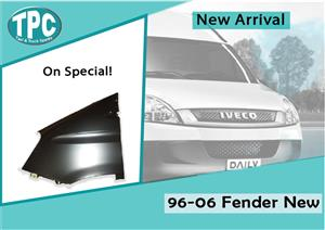 Iveco Daily 96-06 Fender New For Sale at TPC.