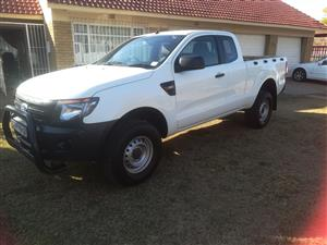 2014 Ford Ranger 2.2 SuperCab Hi Rider XL
