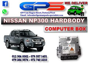 New Nissan NP300 Computer Box for Sale