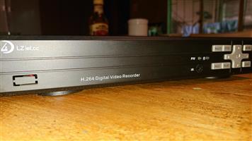 EZTEC 8ch full HD Dvr