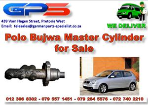 Used VW Polo Bujwa Master Cylinder for Sale