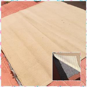 Used Piece of Carpet with Underfelt for Sale
