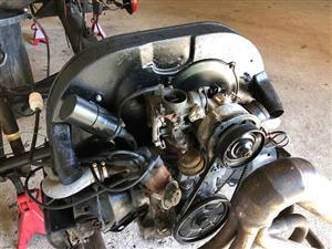 VW Beetle 1600 Twin Port complete running