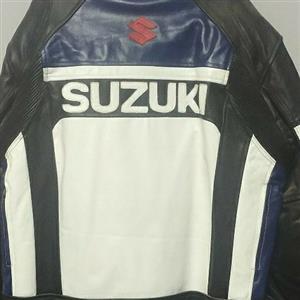 Suzuki Leather jacket 6 XL