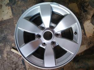 Ford Ranger 16 inch mags