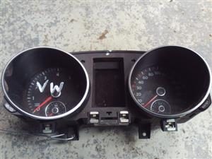 VW Golf 6 cluster for sale