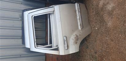 Jeep Grand Cherokee WK Rear Doors