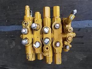 TLB Valve Banks for Sale.  Repairs to valve banks.