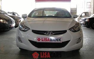 2014 Hyundai Elantra 1.6 Premium