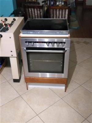 AEG  COMPETENCE Stove plus Oven