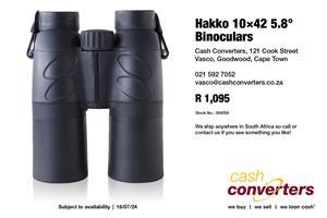 Hakko 1042 5.8˚ Binoculars