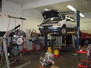 Mechanical shop for sale - Helderberg