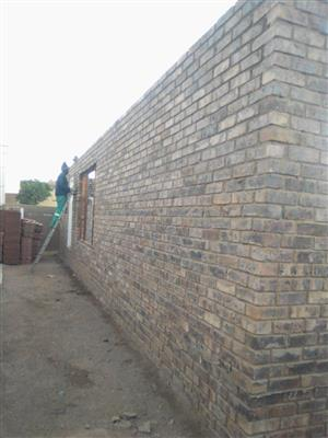 Building, paving and painting services