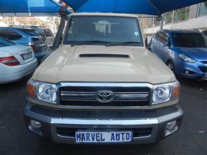 2014 Toyota Land Cruiser 200 4.5D 4D VX