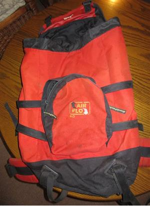 Backpacker Airflow 40L Backpack