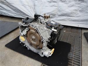 Peugeot 308 Automatic Transmission
