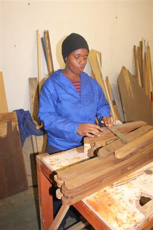 Bumba Skills Development and Projects school of carpentry
