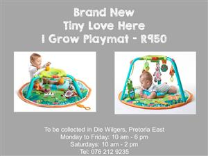 Brand New Tiny Love Here I Grow Playmat