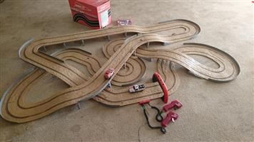 "Ninco Mastertrack ""Raid"" off road slot car racing set"