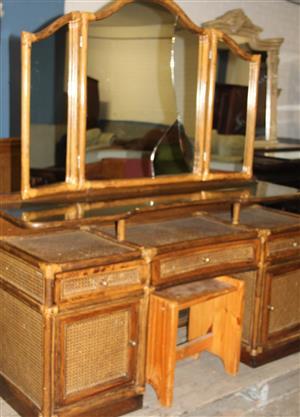 3 piece bedroom suite S031300C #rosettenvillepawnshop